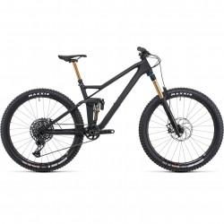 Bicicleta CUBE STEREO 140 HPC SLT 27.5 Carbon Black
