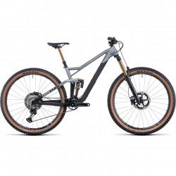 Bicicleta CUBE STEREO 150 C:68 SLT 29 Prizmsilver Carbon