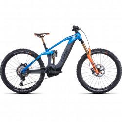 Bicicleta CUBE STEREO HYBRID 160 HPC ACTIONTEAM 625/750 27.5 Actionteam