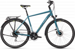 BICICLETA CUBE TOURING ONE Blue Greyblue