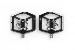 PEDALE CUBE ACID COMBO A2-ZP BLACK