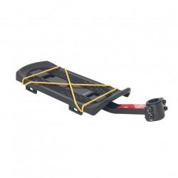 Portbagaj spate Force tija sa 25.0-31.6 mm aluminiu negru