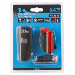 Set Lumini M-Wave Atlas k 11 USB