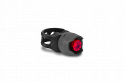 Stop RFR Light Diamond HQP RED LED grey