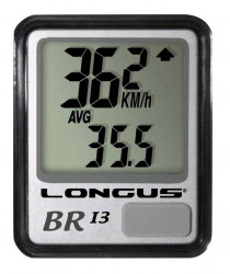 Vitezometru Longus BR-3 10 Functii negru