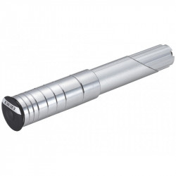 Adaptor pipa BBB BHP-2101 Extender 28.6/25.4 negru