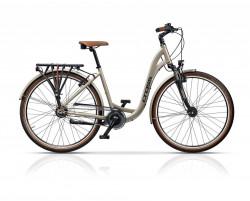 Bicicleta CROSS Cierra city 28''