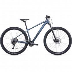 Bicicleta CUBE ATTENTION Indigoblack Black