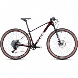 Bicicleta CUBE ELITE C:68X RACE Liquidred Carbon