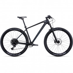 Bicicleta CUBE REACTION C:62 ONE Carbon Grey