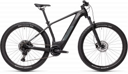 BICICLETA CUBE REACTION HYBRID PRO 500 29 Black Grey
