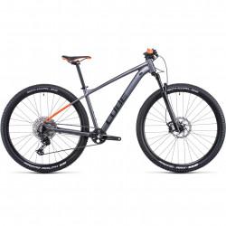 Bicicleta CUBE REACTION PRO Grey Orange
