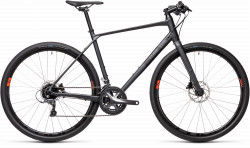 BICICLETA CUBE SL ROAD Iridium Black
