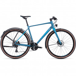 Bicicleta CUBE SL ROAD RACE FE Blue Blue