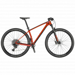 Bicicleta SCOTT Scale 940 red