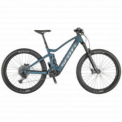 Bicicleta SCOTT Strike eRIDE 930 blue