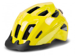 CASCA CUBE COPII HELMET ANT Yellow