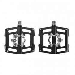 Pedale Cube RFR Flat&Click SL Negru