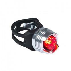 Stop RFR Light Diamond Red Led silver