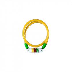 Antifurt Cube RFR Junior 10x600 Galben/Verde