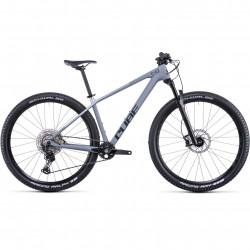 Bicicleta CUBE ACCESS WS C:62 PRO Grey Galactic