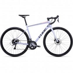 Bicicleta CUBE AXIAL WS Violetwhite Coral
