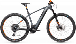 BICICLETA CUBE ELITE HYBRID C:62 RACE 625 29 Grey Orange