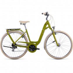 Bicicleta CUBE ELLA RIDE EASY ENTRY Avocado Cream