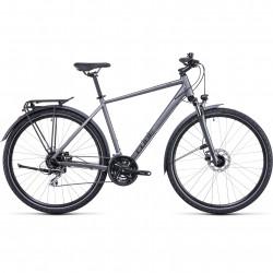 Bicicleta CUBE NATURE ALLROAD Graphite Black