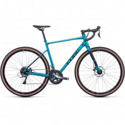 Bicicleta CUBE NUROAD Deepteal Black