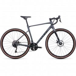 Bicicleta CUBE NUROAD PRO Inkgrey Black
