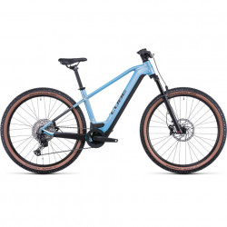 Bicicleta CUBE REACTION HYBRID SL 625/750 29 Sagemetallic Silver