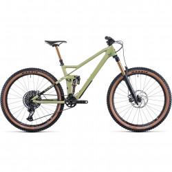 Bicicleta CUBE STEREO 140 HPC SLT 27.5 Green Flashgreen