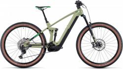 Bicicleta CUBE STEREO HYBRID 140 HPC SL 625/750 Green Flashgreen
