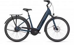 Bicicleta CUBE SUPREME HYBRID SLT 625 EASY ENTRY Midnight Black
