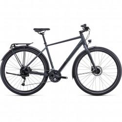 Bicicleta CUBE TRAVEL IRIDIUM TEAK Grey Teak