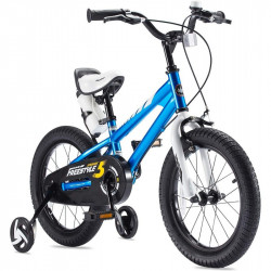 "Bicicleta RoyalBaby Freestyle 16"" Blue"