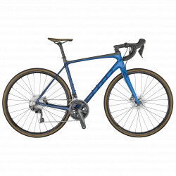 Bicicleta SCOTT Addict 10 disc marine blue (KH)