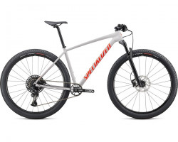 Bicicleta SPECIALIZED Chisel Comp 29 Gloss Dove Grey/Rocket Red/Crimson