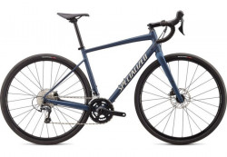 Bicicleta SPECIALIZED Diverge Elite E5 Satin Navy/White Mountains Clean