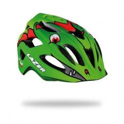 Casca Lazer P-Nut Dragon verde