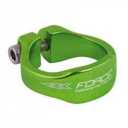 Colier Force 31.8mm Aluminiu Verde