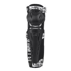 Genunchiere lungi O'Neal Trail Fr carbon Look Knee XL alb/negru