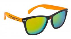 Ochelari Force Free negru orange lentile orange laser