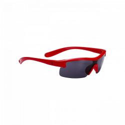 Ochelari soare copii BBB BSG-54 rosu lucios