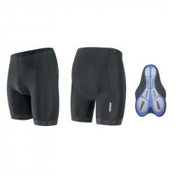 Pantaloni Force B20 Cu Bazon cu Gel Negri