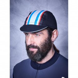 Sapca CUBE Race Cap Black/White/Blue
