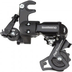 Schimbator Spate Shimano Tourney RD-FT35-B 6/7 V