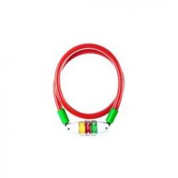 Antifurt Cube RFR Junior 10x600 Rosu/Verde