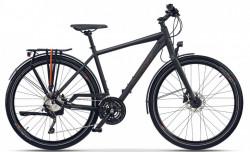 Bicicleta CROSS Quest man trekking